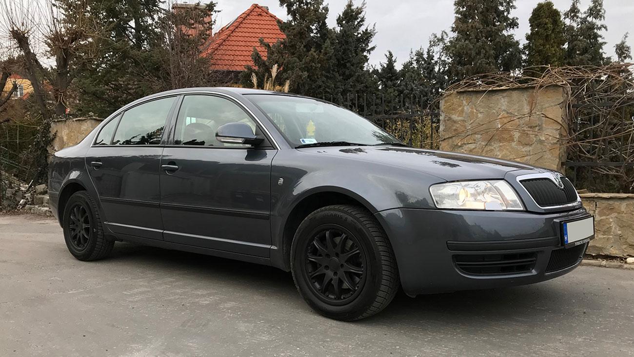 BMW GT Alufelni porfestése
